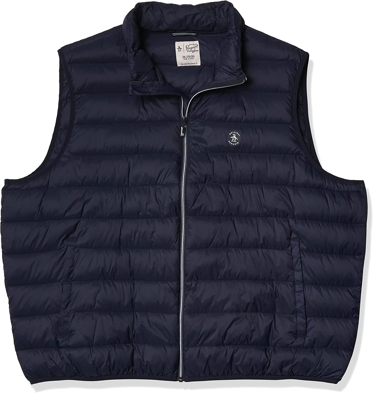 Original Penguin Men's Quilted Vest