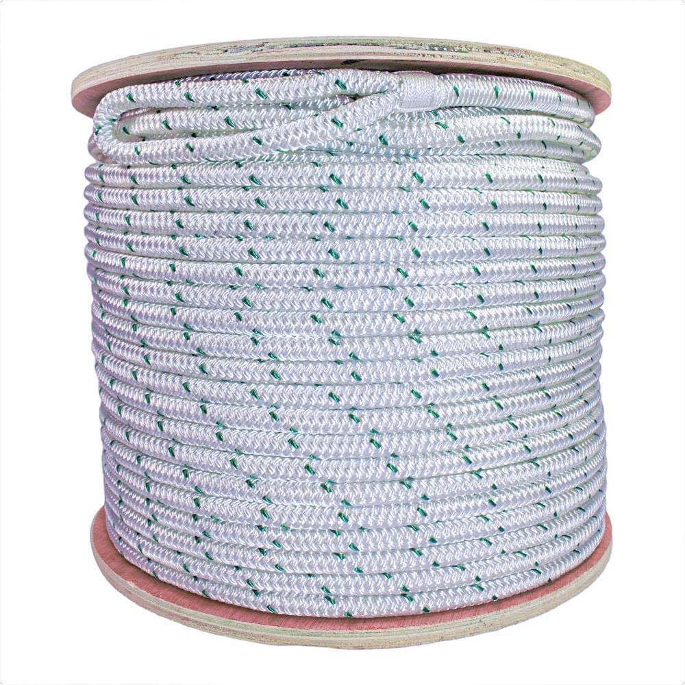 SGT KNOTS Double Braid Polyester Daily bargain sale Pulling Eye with Loop Indefinitely for Rope
