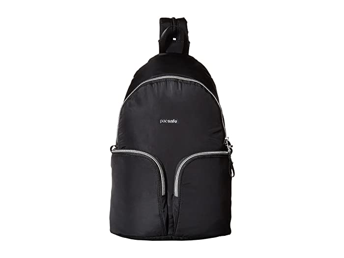 742855a6b Pacsafe Stylesafe Anti-Theft Convertible Sling to Backpack at Zappos.com