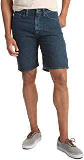 Wrangler Authentics Men's Classic Relaxed Fit Five Pocket Jean Short