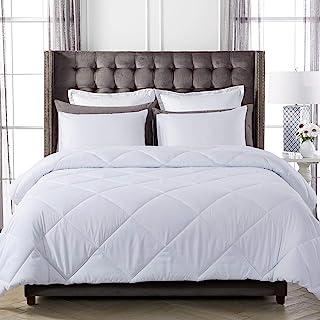 Decroom Lightweight King Comforter Set with 2 Pillow Sham - 3 Pieces Set - Quilted Down Alternative Comforter/Duvet Insert...