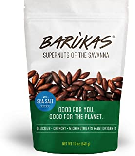 Barùkas: The Healthiest Nuts in the World (Salted, 12 oz)