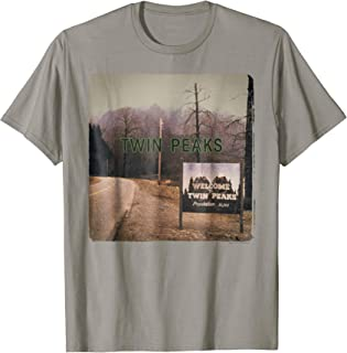City Limits Welcome Sign Vintage Graphic T-Shirt