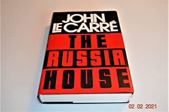 The Russia House by John Le Carre(May 22, 1989) Hardcover