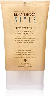 Alterna Bamboo Style Freestyle Flexible Control Gel for Unisex, 4.2 Ounce