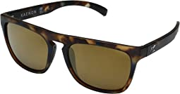 Oasis/Brown 12 Polarized Gold Mirror