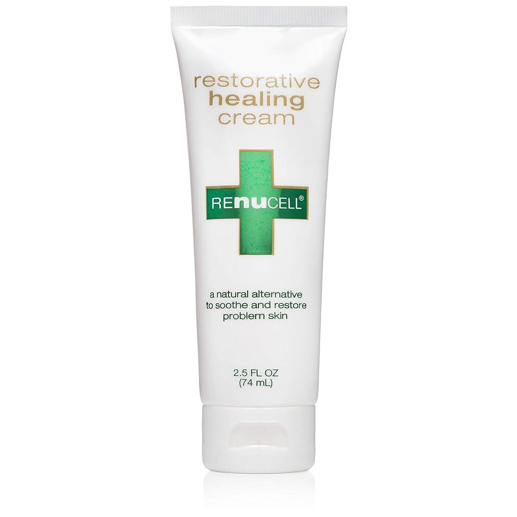 特にアンペアアパルRenucell Restorative Healing Cream, 2.5 Ounce