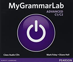 MyGrammarLab Advanced Class audio CD (MyGrammarLab Global)