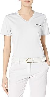 adidas Women's Women D2m Solid Tee Shirt