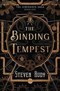 The Binding Tempest (The Luminance Saga)