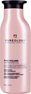 Pureology Pure Volume Shampoo | For Flat, Fine, Color-Treated Hair | Adds Lightweight Volume