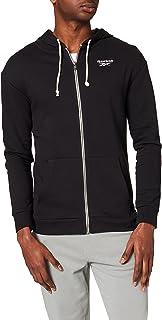 Reebok Men's Te Ft Fz Hoodie Sweatshirt