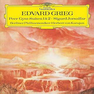 Grieg: Peer Gynt Suite No.1, Op.46; Suite No.2, Op.55; Sigurd Jorsalfar, Op.56 [Vinilo]