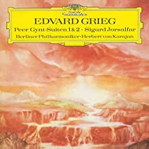 Grieg: Peer Gynt Suite No. 1, Op. 46; Suite No. 2, Op. 55; Sigurd Jors