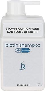 Biotin Shampoo Extra Strength with DHT Blockers