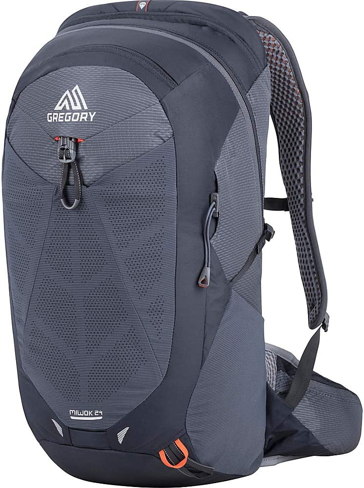 Gregory Mountain Products Miwok 24 Liter Mens Daypack One Size Reflex Blue