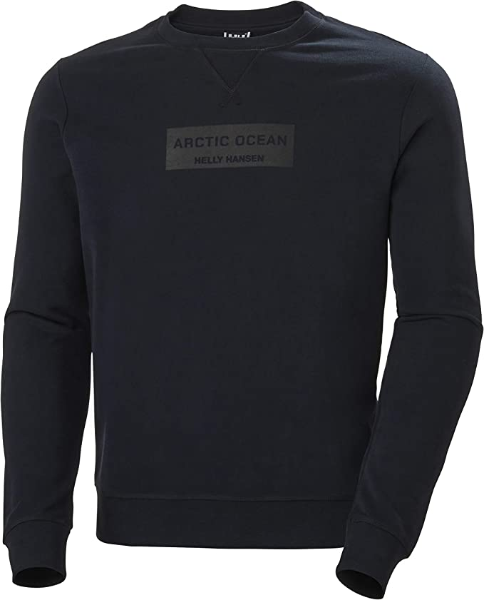 TALLA XL. Helly Hansen Arctic Ocean Sweatshirt Sudadera, Hombre