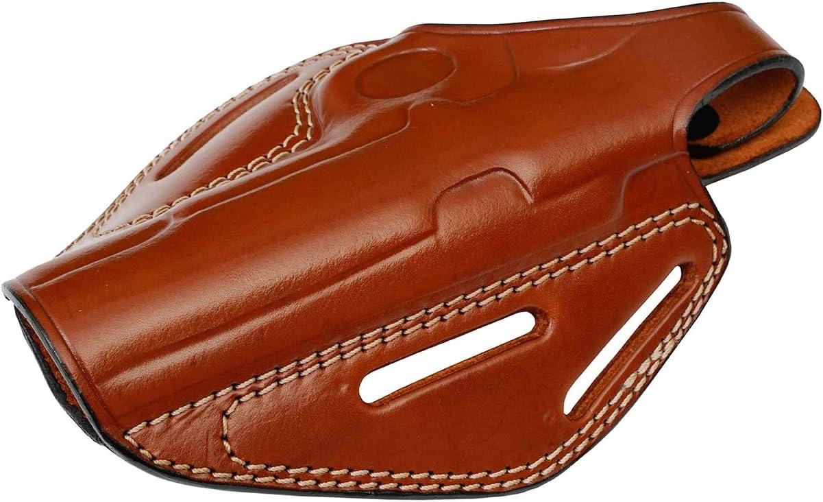 Thumb Break Leather Holster for Heckler  Koch HK 45 - 3 Slot Be