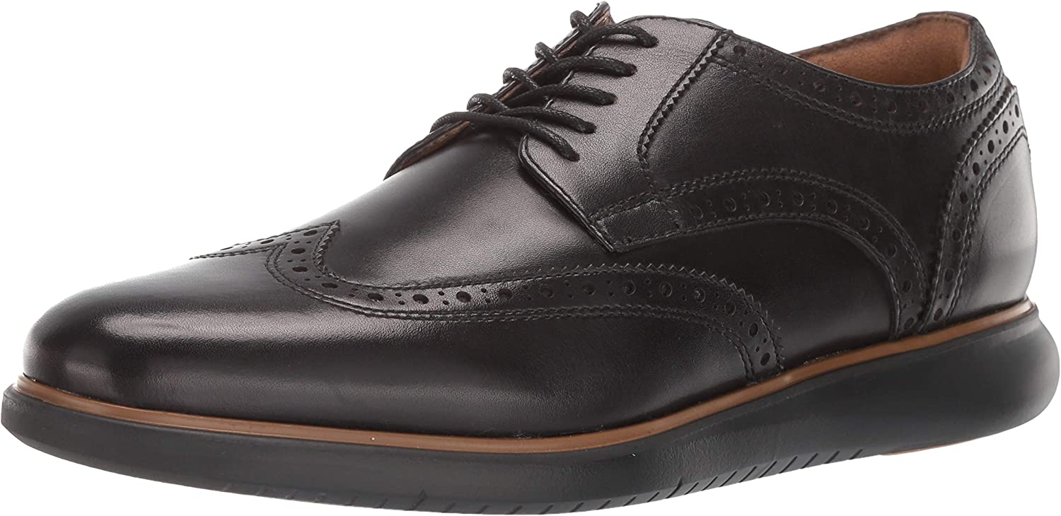 Florsheim Men's Foster Dress Casual Wing Tip Oxford