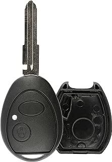 KeylessOption Just the Case Keyless Entry Remote Control Car Key Fob Shell