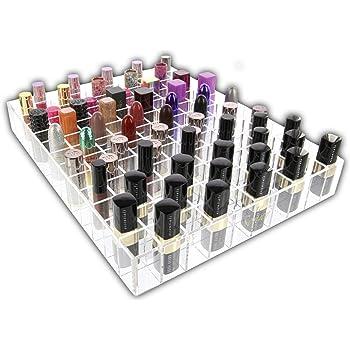 Amazon Com Acrylic Lipstick Drawer Organizer For The Ikea Alex Holds 130 Lip Gloss Divider Tray By Sonny Cosmetics Beauty,White Subway Tile Kitchen Backsplash Ideas