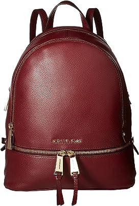 2a5cfcffca35 MICHAEL Michael Kors. Rhea Zip Medium Slim Backpack.  258.00. Rhea Zip Medium  Backpack