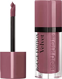 Bourjois, Rouge Edition Velvet. Liquid lipstick. 07 Nude-ist. Volume: 6.7ml - 0.23fl oz