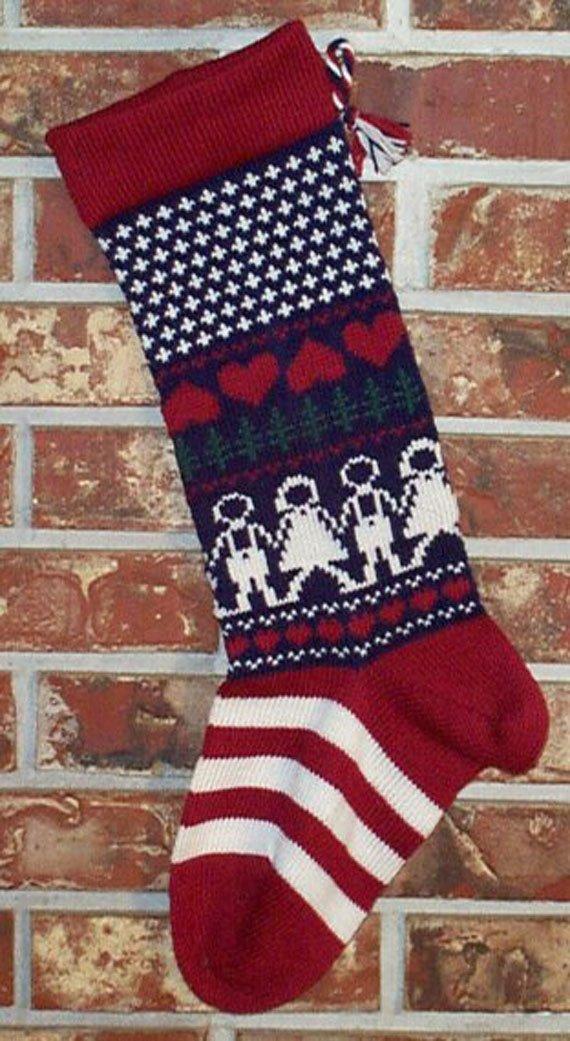 free shipping Large quality assurance U.S. Christmas Stocking