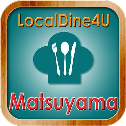 Restaurants in Matsuyama, Japan!