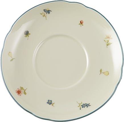 Preisvergleich für Untere zur Frühstückstasse 16 cm 6 Stück Marie Luise Streublume 30308 von Seltmann Weiden