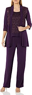 Women's Lace Pant Set