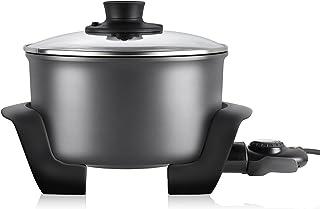 Sunbeam DF4500 Multi Cooker Deep Fryer with Lid   5L Capacity   1600W   Stainless Steel Basket   Boil, Roast, Casserole, B...