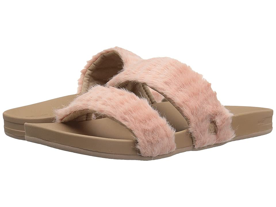 Reef Cushion Bounce Cozy (Blush) Women