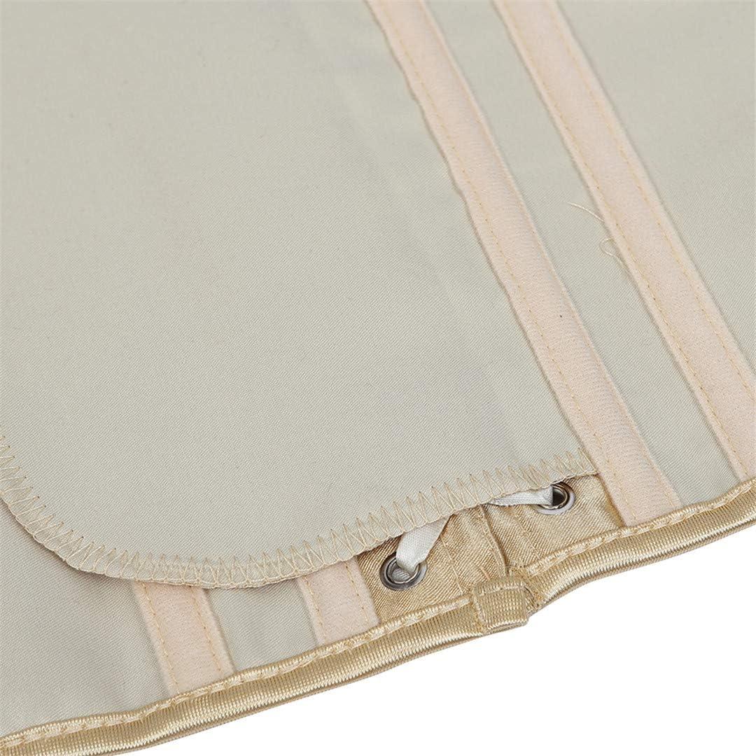 Corset for Women Vintage Underbust Corset Plus Size Steampunk Bustier Waist Cincher Top