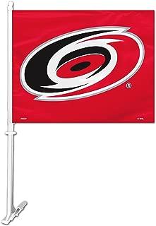 NHL Carolina Hurricanes Car Flag