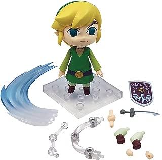 Good Smile The Legend of Zelda Wind Waker Link Nendoroid (EZ Version) Action Figure