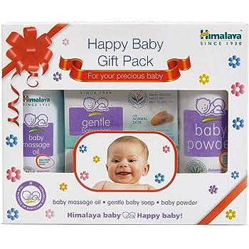 Himalaya Herbals Babycare Gift Box (Oil, Soap and Powder)