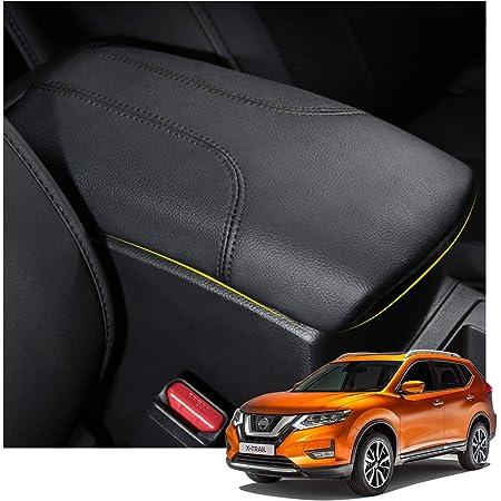 Mittelarmlehne Abdeckung Für X Trail T32 Armlehnen Box Mittelkonsole Schutz Kastendeckel Schwarz Auto