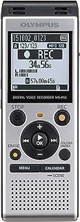 Olympus WS-852 Högkvalitativ Digital Röstinspelare, Silver