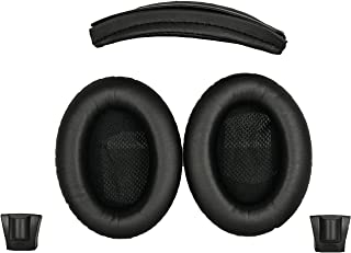 Replacement Ear pads and Headband Cushion pad for Bose Around-Ear 2 (AE2), Around-Ear 2 Wireless (AE2w) and SoundTrue Arou...