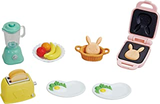 Calico Critters, Doll House Furniture and Décor, Breakfast Playset