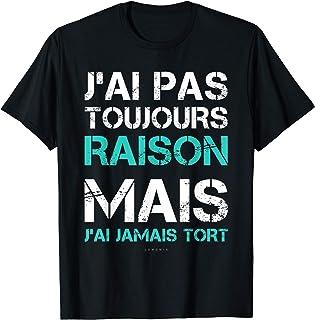 5XL Drôle T-Shirts T-Shirt Homme Top Blague Nouveauté T-Shirt RUDE Design Cadeau S MD38