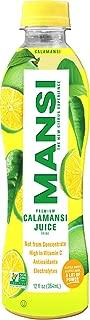 MANSI - Premium Calamansi Juice, 12 Fl oz (Calamansi - Original, 12 Pack)