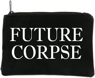 Future Corpse Cosmetic Makeup Bag Alternative Gothic Accessories
