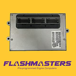 Flashmasters 2003 Jeep Liberty 3.7L Auto. Computer 56044623 ECM PCM Programmed to Your VIN