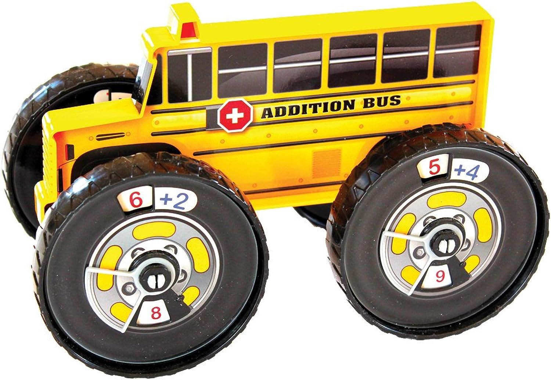 Junior Learning Addition Bus Bus Bus B00AWU8M8A    Haltbar  fe8d8c