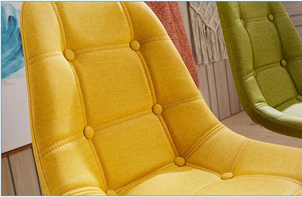Président WGZ- Chaise de Tabouret d'ordinateur Minimaliste Moderne de Mode créatrice Simple (Color : B) B