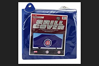 Rico/Tag Express Chicago Cubs Deluxe Grill Cover 35 L X 68 W X 21 H