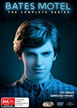 Bates Motel: The Complete Series (DVD)