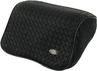 VIP Black Art Memoryform Car Seat Cushions Armrest Center Consoles Head Neck Rest Waist Back Cushion Pillow Pad for Car Motors Auto Vehicle (1pack) (Neck Rest Cushion)